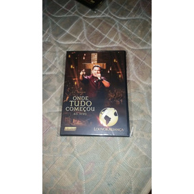 Dvd Louvor Aliança - Onde Tudo Começou (lacrado)