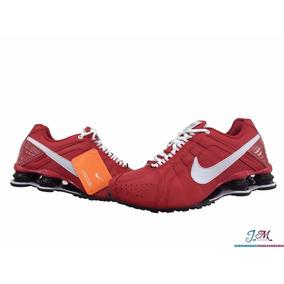 Tênis Nike Shox Junior 4 Molas Masculino Promoção Original