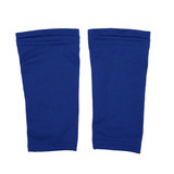 Canilleras Profesional Calcetines Pie Soporte... (blue)