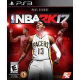 Nba 2k17 Playstation 3 Entrega Inmediata