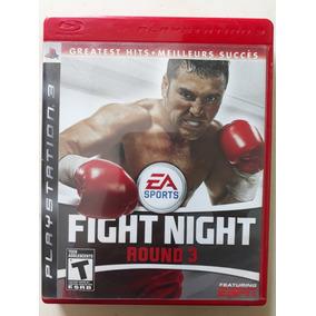 Fight Night Round 3 - Geatest Hits - Ps3 - Canje