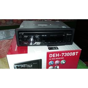 Stereo Pionner Deh 7300 Bt