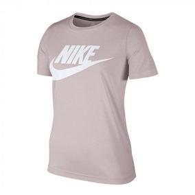 Camiseta P lo Nike Feminina Rosa E Cinza - Camisetas Manga Curta no ... 0845910125779