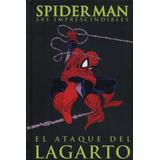 Spiderman El Ataque Del Lagarto Todd Mcfarlane