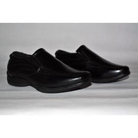Zapatos Negros Para Niño De Vestir O Colegiales