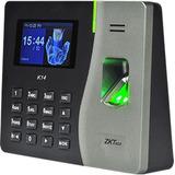 Biometrico Zkteco K14 Control Acceso Horario Asistencia