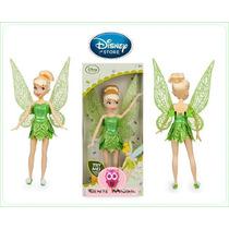 Disney Store Boneca Fadas Tinker Bell Sininho