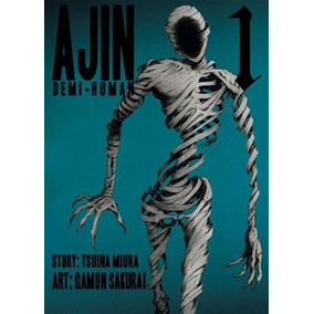 Ajin: Volume 1 E 2 Novos E Lacrados + Menor Preço Do Ml