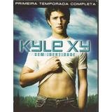 Box Com A 1 Temporada De Kyle Xy Sem Identidade