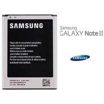 Bateria Samsung Note 2 Eb595675lu Y Cargador P/ Batería Usb