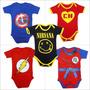 Vendo Body Para Bebés Con Actitud Rockera - 100% Algodón
