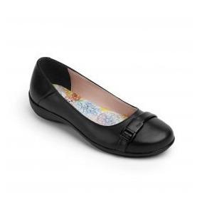 Flexi Zapato Escolar De Piel