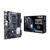 Mother Asus Prime X370-pro Ryzen Am4 Ddr4 M.2 Usb 3.1 Gamer