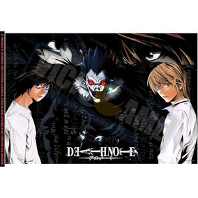 Death Note - Pôster Fotográfico 60 X 40 (#789)