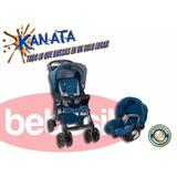 Coche Zoom + Baby Silla Bebesit - Kanata