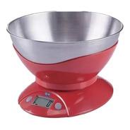 Balanza Cocina San-up Digital 3555 Bowl Acero Capacidad 3kg