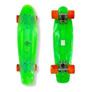 Penny Board Skate Para Niños Transparente Ez Life