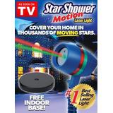 Luces Laser Star Shower Motion Ilumina Tu Casa Navidad