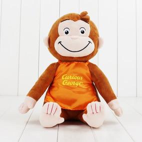 Peluche Jorge El Curioso Curious George 30 Cm Envio Gratis
