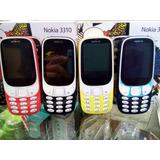 Nokia 3310 - Nuevos - Liberados - Doble Sim - Tienda Fisica