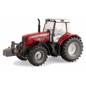 Miniatura Trator Massey Ferguson 8480 - 1/32