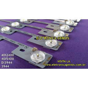 Kit 6 Barras De Led Semp 40l2400/40l5400/kdl39ss662u Novo