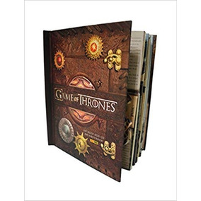 Livro Game Of Thrones: Um Guia Pop-up De Westeros - Vol. 1