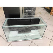 Aquario De 200 Litros  1.00x40x50  Vidro 8mm C/ Sump
