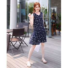 Vestido Primavera, Moda Asiática, Moda Coreana, Kawaii