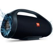 Caixa De Som Portátil Bluetooth Jbl Boombox Black 60 Watts