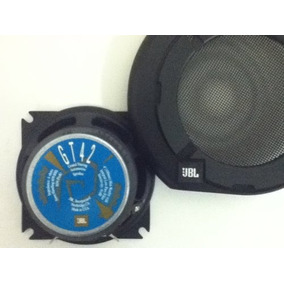 Jbl Gt42 Grand Tourings Peaker 4 (100mm) Component Midwoofe