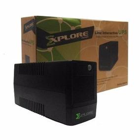 Ups Explore Power Ai750 750va/450w 120va 4 Tomas +regulador