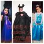 Disfraz Malefica Niña Adulta, Harley Queen, Halloween.