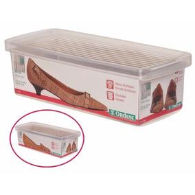 Caja De Zapatos Pequeña Marca Ordene