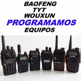 Handy Baofeng Wouxun Tyt Programamos Todos Los Modelos