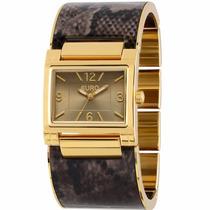Relógio Feminino Euro Estilo Bracelete Eu2035lwy/4m