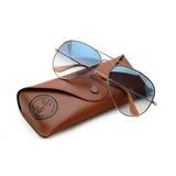 Óculos De Sol Ray Ban Rb3025 Aviador 5 Cores P 55mm df18b92a89