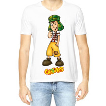Camisetas Turma Do Chaves Chapolin Seu Madruga Florinda B