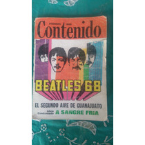 Revista Contenido Beatles 1968