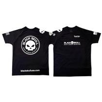 Camiseta - Black Skull - Xg