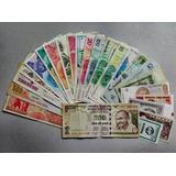 Billetes Mundiales Lote 24 Billetes ( Mtr35 ) - Vp
