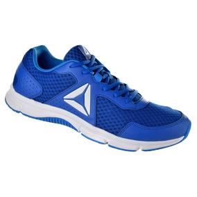 Tênis Masculino Reebok Express Runner Bd5779 Azul