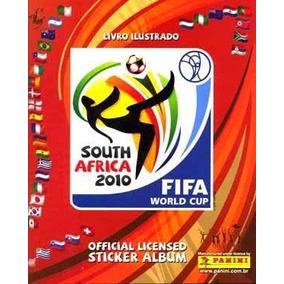 Album De Figurinhas Copa De 2010 Completo