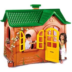 Casitas Infantiles Plasticas Plastico Bsas Gba Norte Casas Para - Casitas-infantiles-plastico