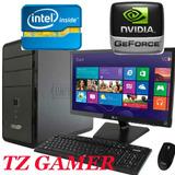 Computadora Gamer Intel G4560 Geforce Gt 1030 Tranza Uruguay