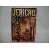Box Com 02 Dvds Jericho- Segunda Temporada