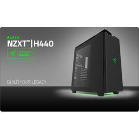 Case Gamer Nzxt H440 Razer Mid Tower