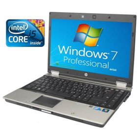 Hp Elitebook 8440p Laptop Intel I5 4gb 250gb Wireless Win 7