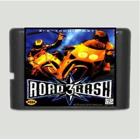 Road Rash 3 - Mega Drive 1 2 3 - Novo Promoção