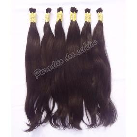 Cabelo Humano Barato P/ Mega Hair 50 Cm 50 Gramas